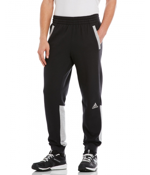 Imbracaminte Barbati adidas Everyday Attack Pants Black Medium Grey Heather