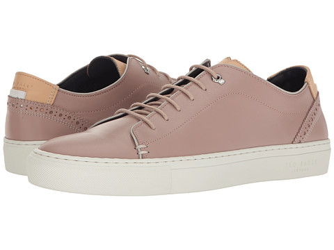 Incaltaminte Barbati Ted Baker Kiing Light Pink Leather