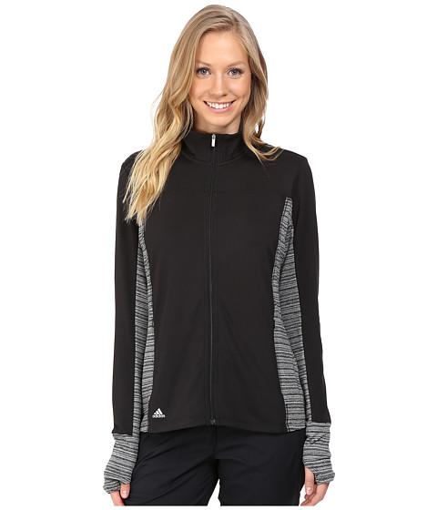 Imbracaminte Femei adidas Golf Rangewear Full Zip Black