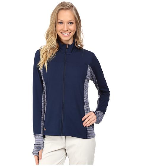 Imbracaminte Femei adidas Golf Rangewear Full Zip Collegiate Navy