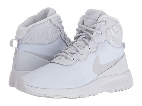 Incaltaminte Femei Nike Tanjun High Winter Metallic Summit WhiteMetallic PlatinumPure Platinum