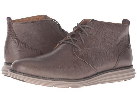 Incaltaminte Barbati Cole Haan Original Grand Chukka Major Brown LeatherShopping Bag
