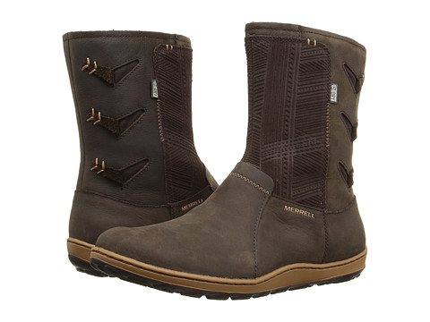 Incaltaminte Femei Merrell Ashland Vee Mid Waterproof Seal Brown