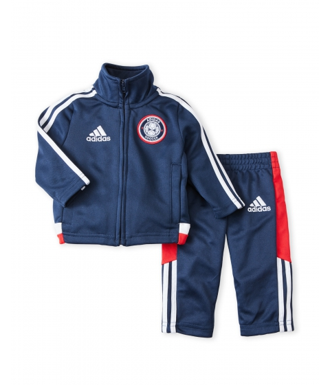 Imbracaminte Baieti adidas (NewbornInfant Boys) Two-Piece Pride Jacket Set Navy