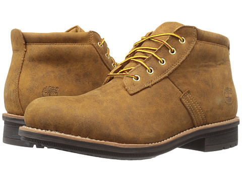 Incaltaminte Barbati Timberland Willoughby Waterproof Chukka Wheat Full Grain