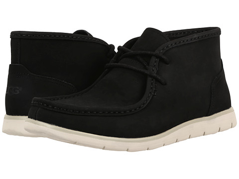 Incaltaminte Barbati UGG Hendrickson Black Leather