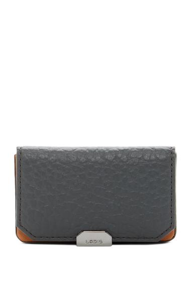 Genti Femei Lodis Accessories Borrego Mini Leather Card Case SLT