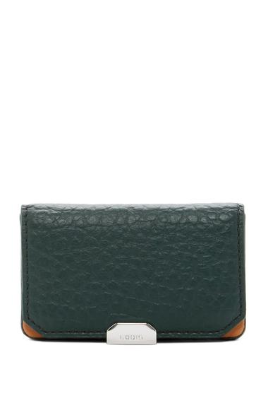 Genti Femei Lodis Accessories Borrego Mini Leather Card Case FOR