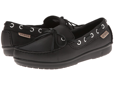 Incaltaminte Femei Crocs Wrap ColorLite Loafer BlackBlack