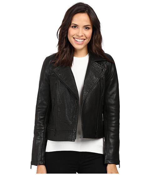 Imbracaminte Femei Liebeskind Biker Leather Jacket Ninja Black