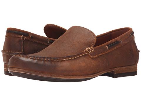 Incaltaminte Barbati Frye Henry Venetian Tan Waxed Vintage Leather