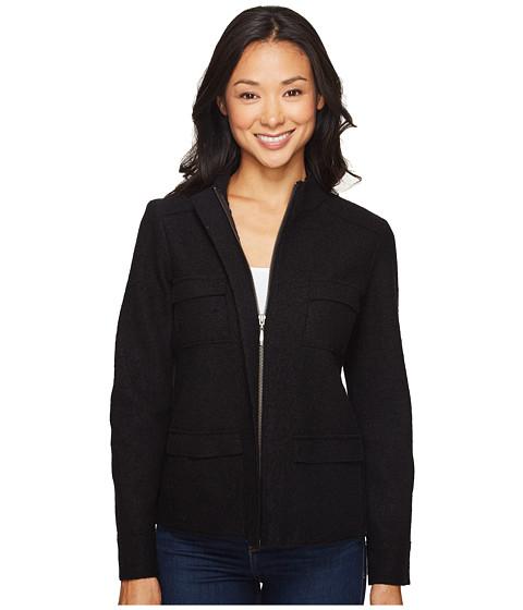 Imbracaminte Femei Pendleton Petite Lindsey Boiled Wool Jacket Black