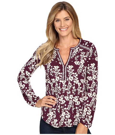 Imbracaminte Femei Lucky Brand Mixed Peasant Top Winter Bloom
