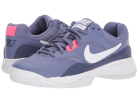 Incaltaminte Femei Nike Court Lite Purple SlateWhiteBlue Recall