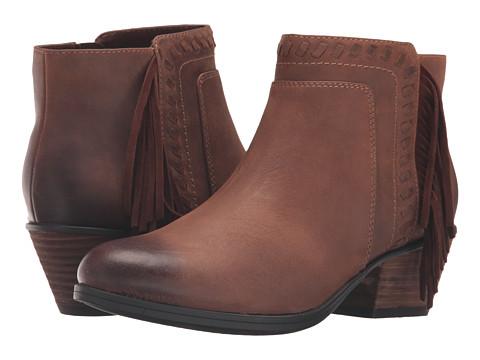 Incaltaminte Femei Clarks Gelata Flora Brown Leather