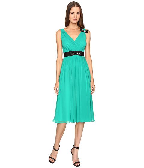 Imbracaminte Femei Kate Spade New York Embellished Bow Dress Emerald Ring