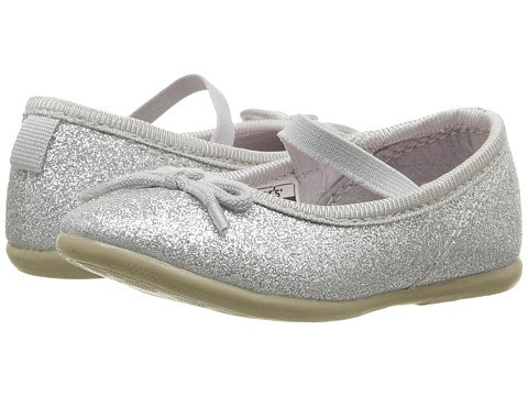 Incaltaminte Fete Carters Ruby 5 (ToddlerLittle Kid) Silver Glitter