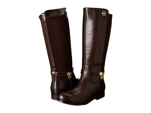 Incaltaminte Fete MICHAEL Michael Kors Kids Parson 14 (ToddlerLittle KidBig Kid) Chocolate Brown