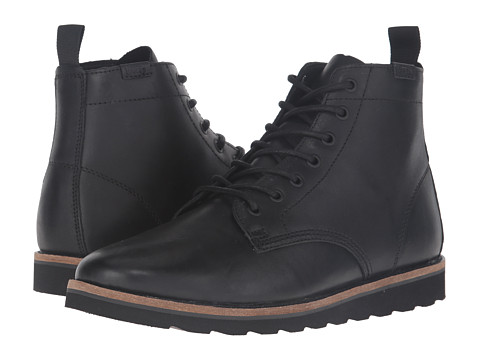 Incaltaminte Barbati Vans Sahara Boot Black Leather
