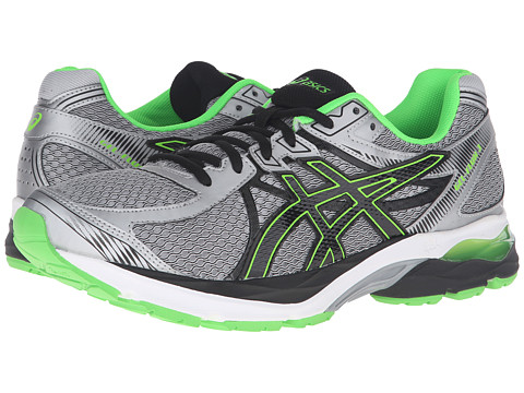 Incaltaminte Barbati ASICS GEL-Flux 3 LighteningBlackGreen Gecko