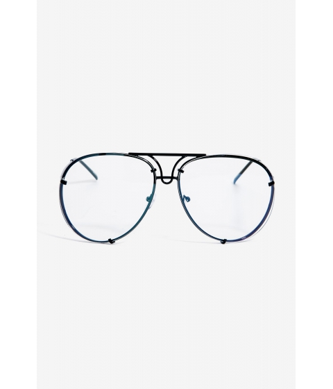 Ochelari Femei CheapChic Down To Earth Rimless Reader Black