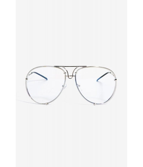 Ochelari Femei CheapChic Down To Earth Rimless Reader Met Slvr