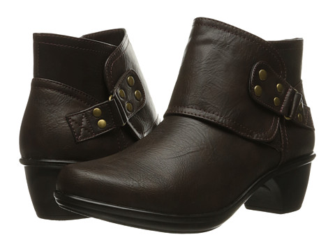 Incaltaminte Femei Easy Street Juno Brown