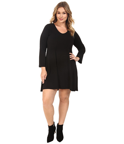 Imbracaminte Femei Karen Kane Plus Size Taylor Dress Black