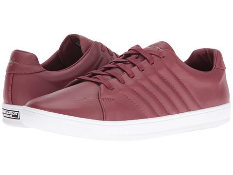 Incaltaminte Barbati SKECHERS Caprock Dark Red Leather