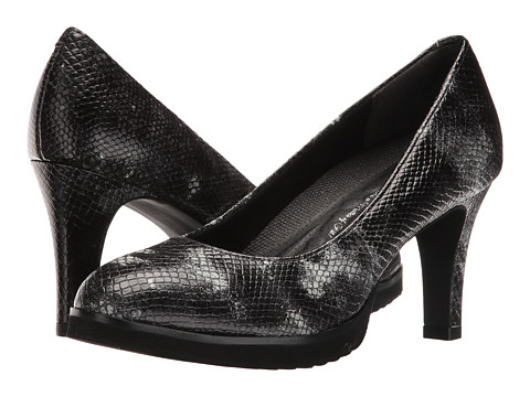 Incaltaminte Femei Walking Cradles Tiger Black Snake Print