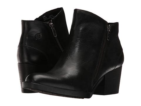 Incaltaminte Femei Born Rowell Black Full Grain Leather