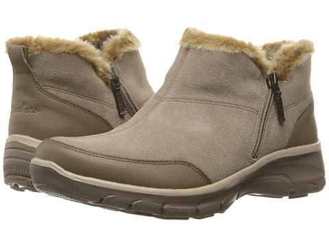 Incaltaminte Femei SKECHERS Easy Going Taupe