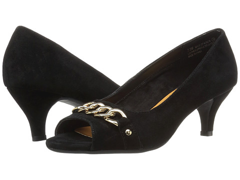 Incaltaminte Femei Aerosoles Made Of Honor Black Suede