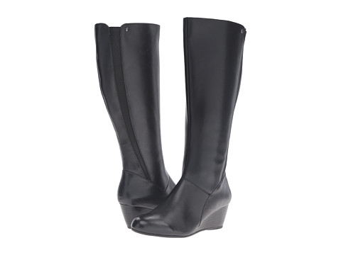 Incaltaminte Femei Hush Puppies Pynical Rhea Black WP Leather