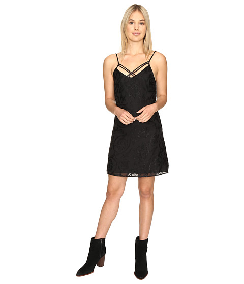 Imbracaminte Femei Obey Amanda Slip Dress Black