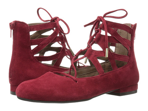 Incaltaminte Femei Aerosoles Goodness Dark Red Suede