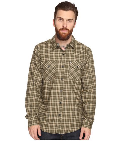 Imbracaminte Barbati Hurley Cascade Dri-Fit Flannel Cargo Khaki