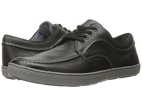 Incaltaminte Barbati Hush Puppies Teague Roadcrew Black Leather