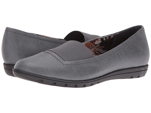 Incaltaminte Femei Soft Style Varya Dark Grey Leather
