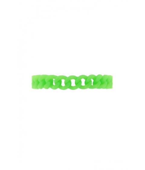 Bijuterii Femei Forever21 Silicone Cutout Bracelet Green