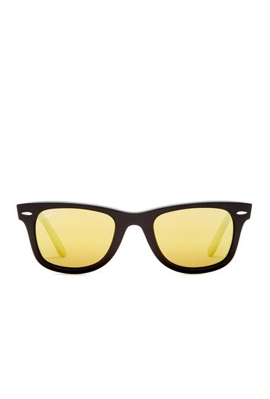 Ochelari Femei Ray-Ban Womens Wayfarer Sunglasses OLIVE