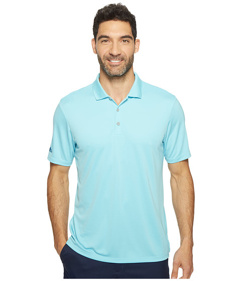 Imbracaminte Barbati adidas Golf Performance Polo Light Aqua