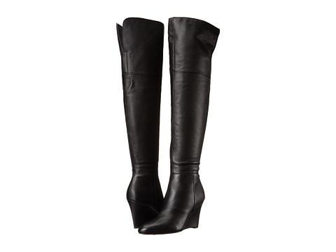 Incaltaminte Femei Via Spiga Kennedy Black Olympia Calf Leather