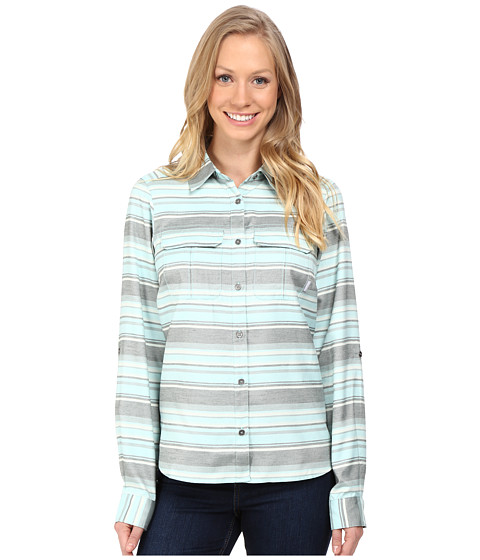 Imbracaminte Femei Columbia Pilsner Lodge Stripe Long Sleeve Shirt Spray Stripe