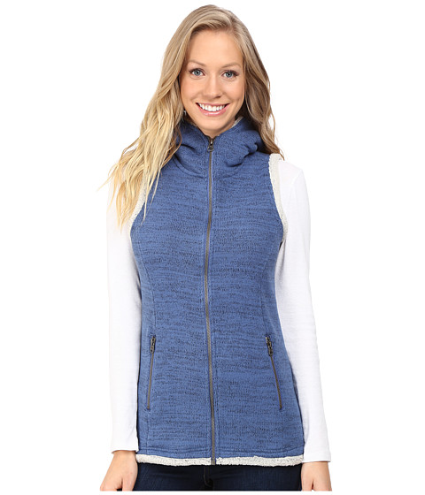 Imbracaminte Femei Kuhl Alska Hooded Vest Storm Blue