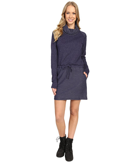 Imbracaminte Femei Mountain Hardwear Shadow Knit Long Sleeve Dress Indigo Blue