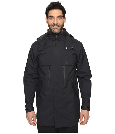 Imbracaminte Barbati New Balance Drop Tail Jacket Black