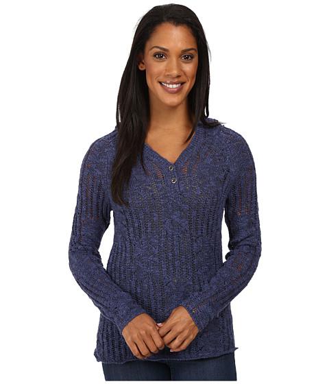 Imbracaminte Femei Aventura Clothing Skyler Sweater Blue Indigo