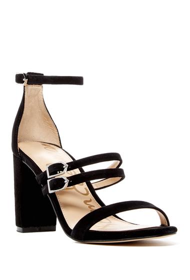 Incaltaminte Femei Sam Edelman Tammie Ankle Strap Sandal BLACK