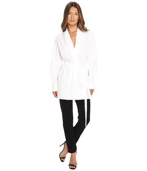 Imbracaminte Femei DSQUARED2 Chic Poplin Karate Shirt White